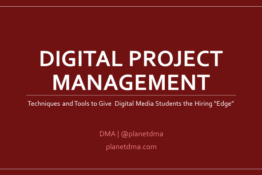 DMEC Digital Project Management